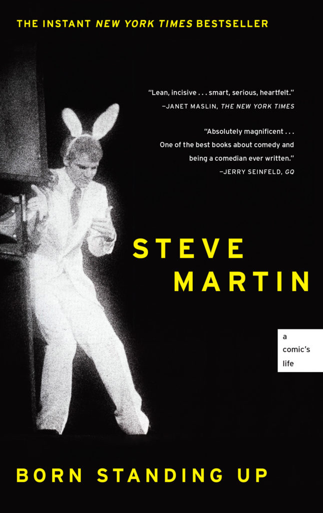 Steve Martin was engaged. He had a roadmap.